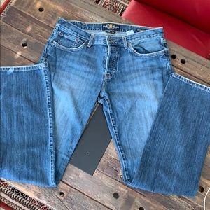 Lucky Brand 221 Original Straight Jean 34 x 34